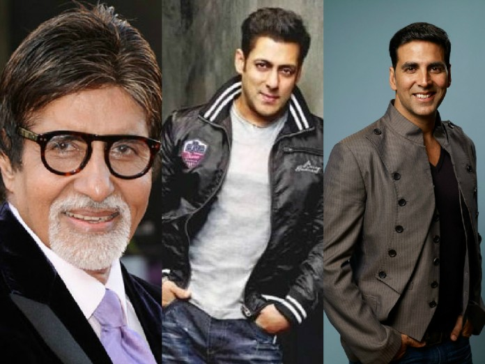 Salman Khan To Celebrate Amitabh Bachchan's Birthday On Bigg Boss 9