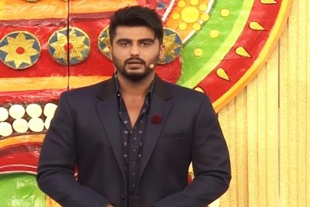 ISL 2015 Pics - Arjun Kapoor hosted the event