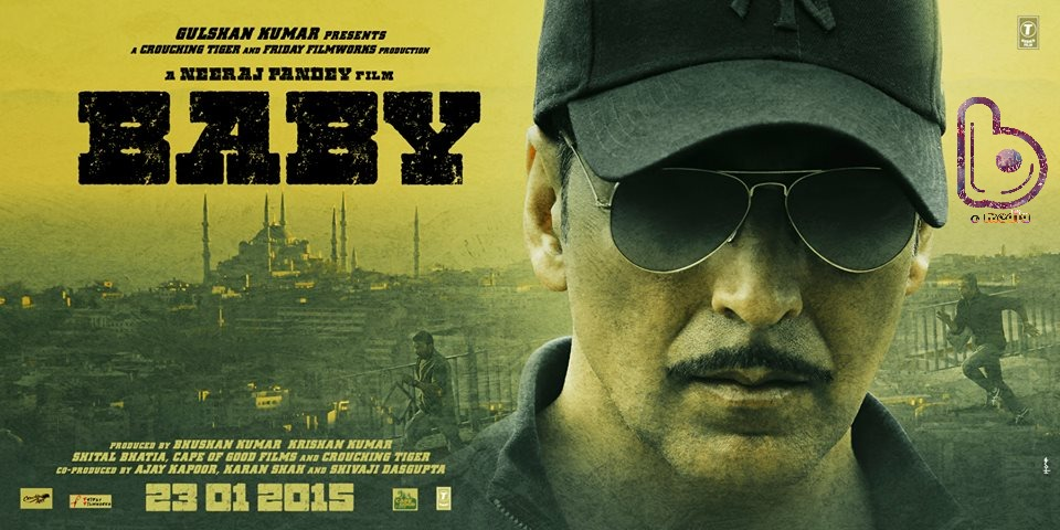 Top 10 Critically acclaimed movies of 2015 Bollywood - Baby