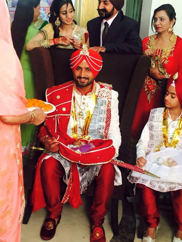 Harbhajan Singh-Geeta Basra are married now! | Pictures Inside- Bhajji ready