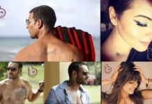 Bollywood Celebs and their Awesome Tattoos