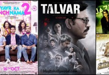 Box Office | Pyaar Ka Punchnama 2 and Talvar Are Super Hit, Jazbaa Average