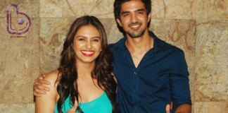 Huma Qureshi- Saqib Saleem in the official Indian remake of 'Oculus'!