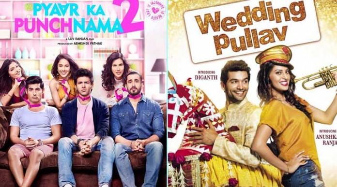 Box Office Predictions - Pyaar Ka Punchnama 2 and Wedding Pullav
