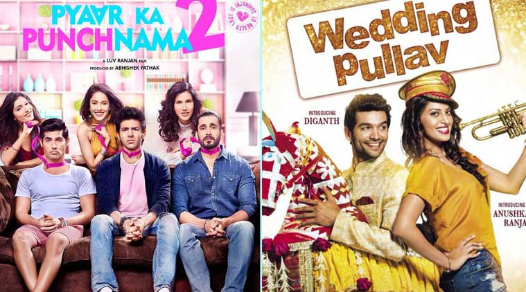 Box Office Predictions - Pyaar Ka Punchnama 2 and Wedding Pullav