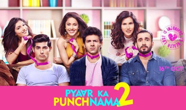 Pyaar Ka Punchnama 2 Critics Review and Rating