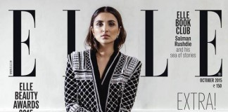 Parineeti Chopra With New Body, New Confidence for Elle