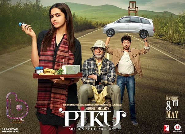 Top 10 Critically acclaimed movies of 2015 Bollywood - Piku