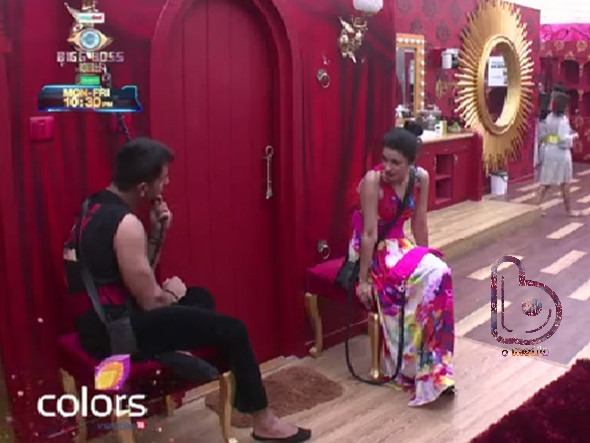 Bigg Boss 9- Day 2 | A new love story in the making?- Prince