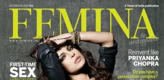 Priyanka Chopra Is Smokin' Hot On Femina Cover