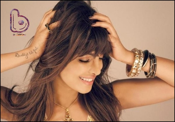 Bollywood Celebs and their Awesome Tattoos!- Priyanka