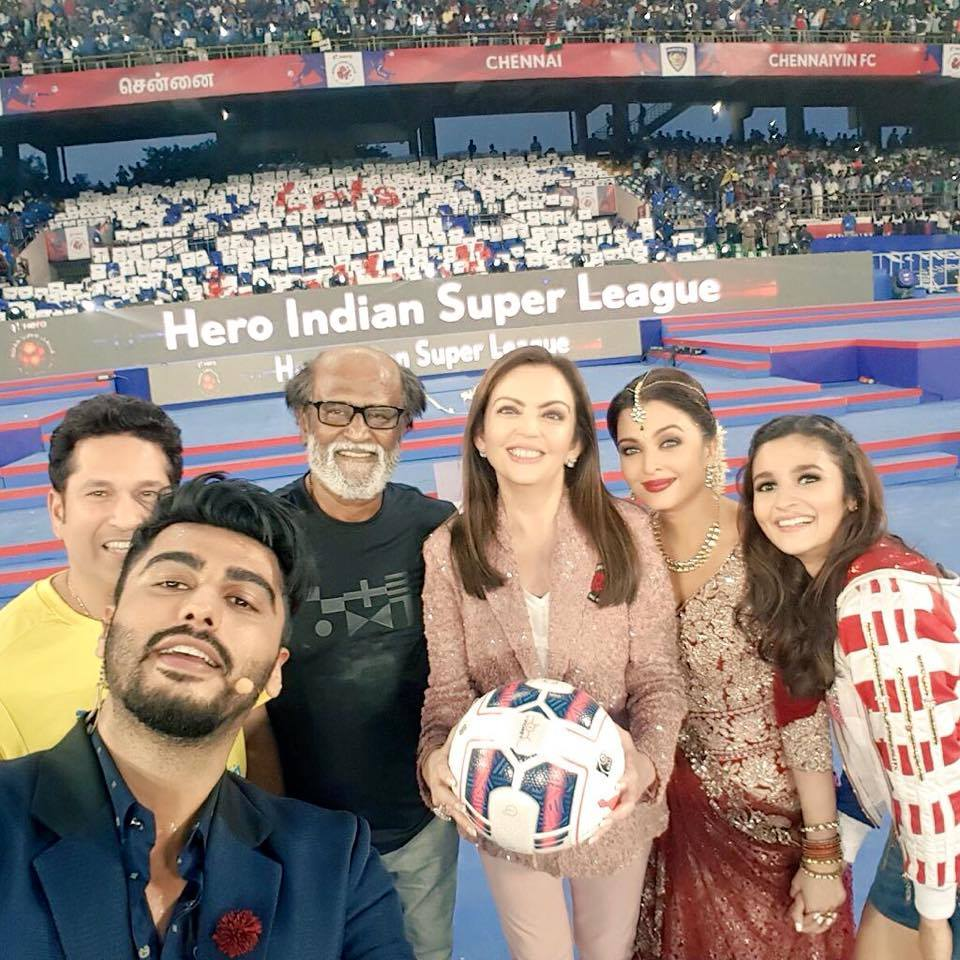 #LetsFootball – ISL 2015 Opens With A Bang – ISL 2015 pics