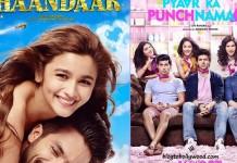 Bollywood Box Office | Shaandaar Opens Big, Pyaar Ka Punchnama 2 Strong