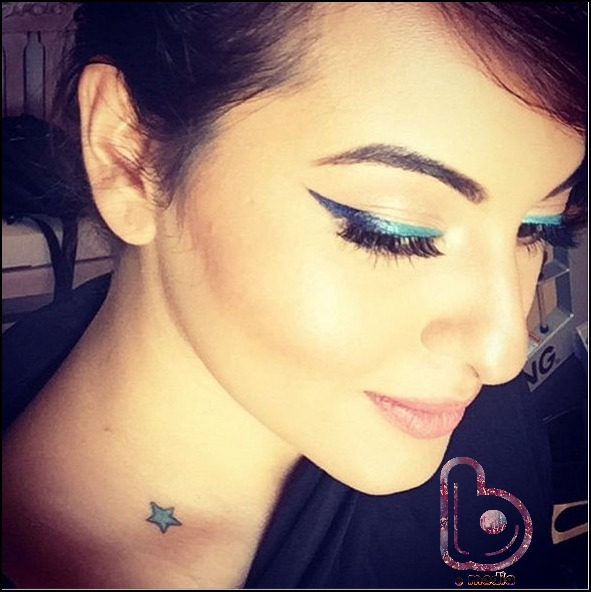 Bollywood Celebs and their Awesome Tattoos!- Sonakshi