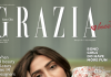 Sonam Kapoor on cover of Grazia's November issue!