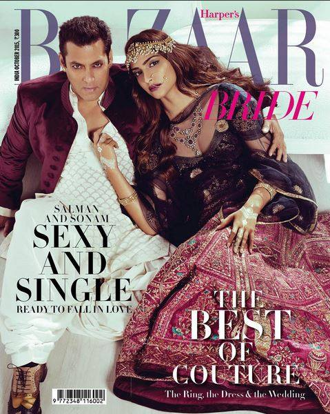 Salman Khan - Sonam Kapoor : Being Human to Being Hotter