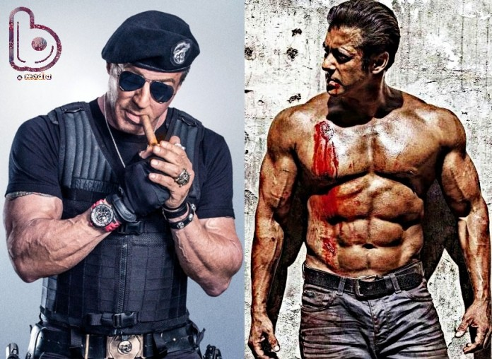 Sylvester Stallone playing Salman Khan's guru in Sultan??