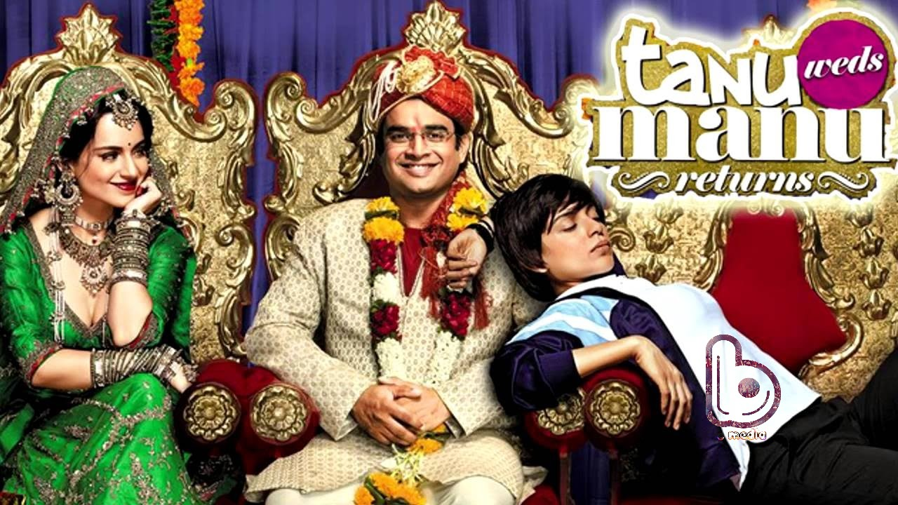 Top 10 Movies Released in 2015 | Based on IMDb Ratings- Tanu Weds Manu Returns