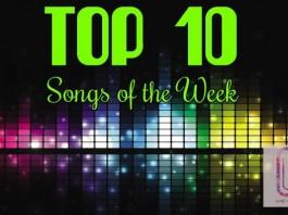 Top 10 Songs of the Week | 3 October 2015