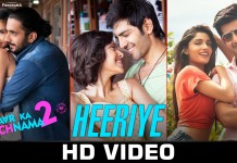 'Heeriye' from Pyaar Ka Punchnama 2- It's all 'Pyaar-Pyaar'