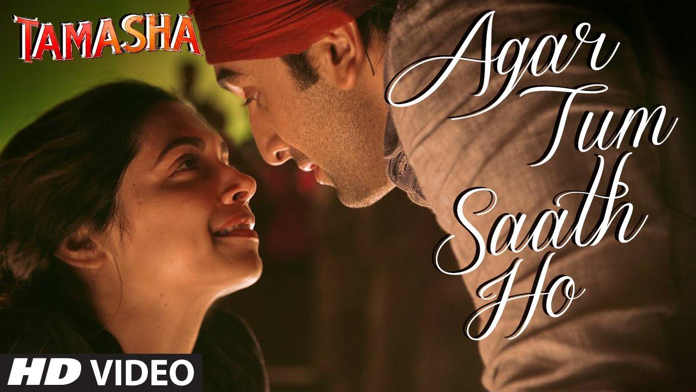 Watch 'Agar Tum Saath Ho' Song from Tamasha | Major Tear-Riot!