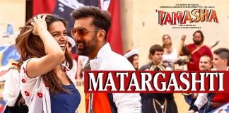 Tamasha's first song Matargashti