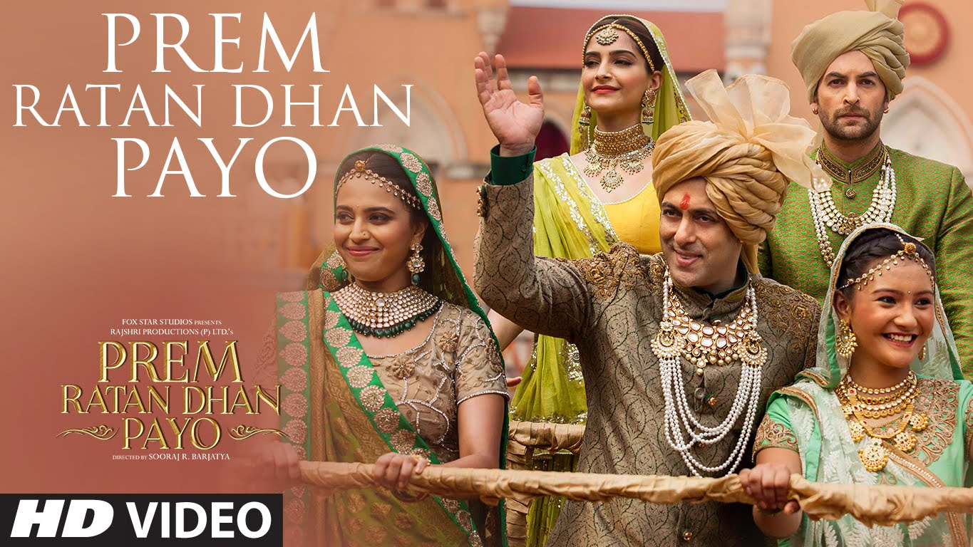 Video of Prem Ratan Dhan Payo Title Song Is Finally Here