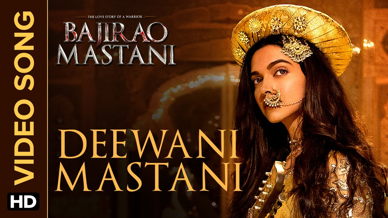 Watch the video of 'Deewani Mastani' here! | Bajirao Mastani