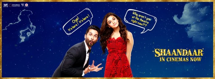 Shaandaar First Day Collection | Opening Day Box Office Report