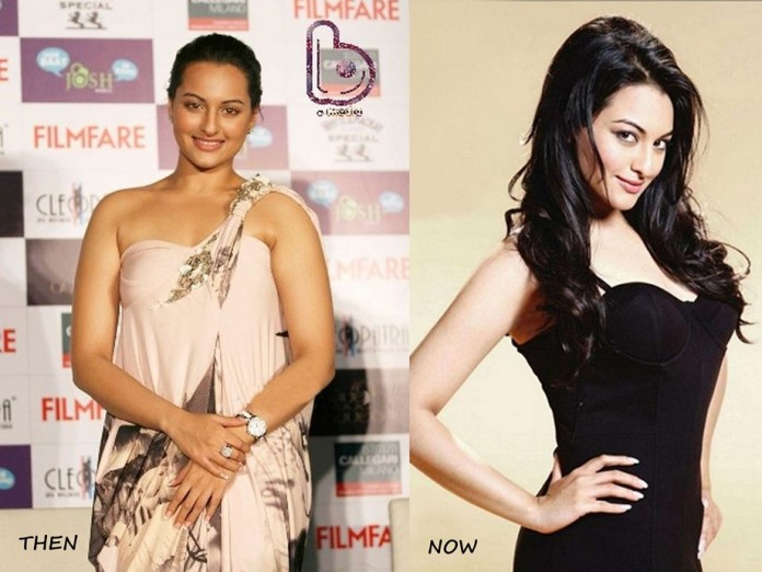 Sonakshi Sinha transformation: An inspirational change
