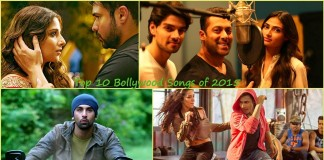 Top 10 Bollywood Songs of 2015