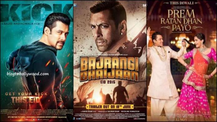 200 Crore Club Bollywood | PRDP Becomes Ninth 200 Crore Grosser of Bollywood, Third for Salman