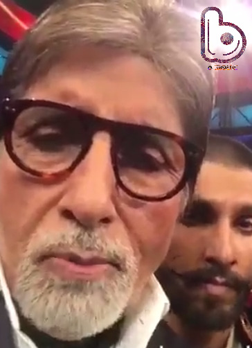 Amitabh Bachchan's Bajirao Dubsmash is the best thing you will see today!