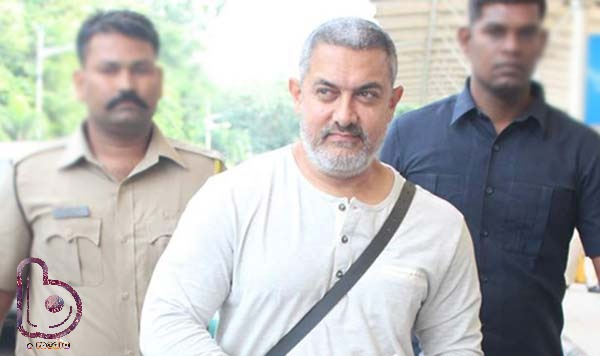 Aamir Khan seriously injured during the shooting of 'Dangal'!