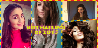 Best Hair Dos in Bollywood