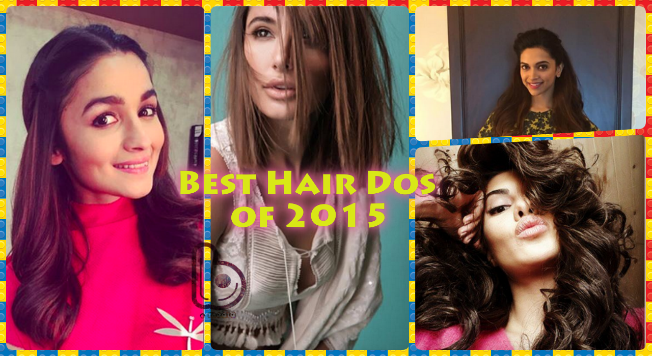 The Best Hairdos of Bollywood in 2015   No Day is Bad Hair Day in Bollywood!