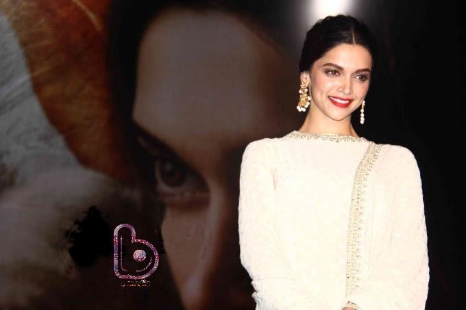 Deepika accepts her chemistry with Ranveer Singh is more sensual!