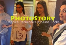 Deepika Padukone Tamasha Looks