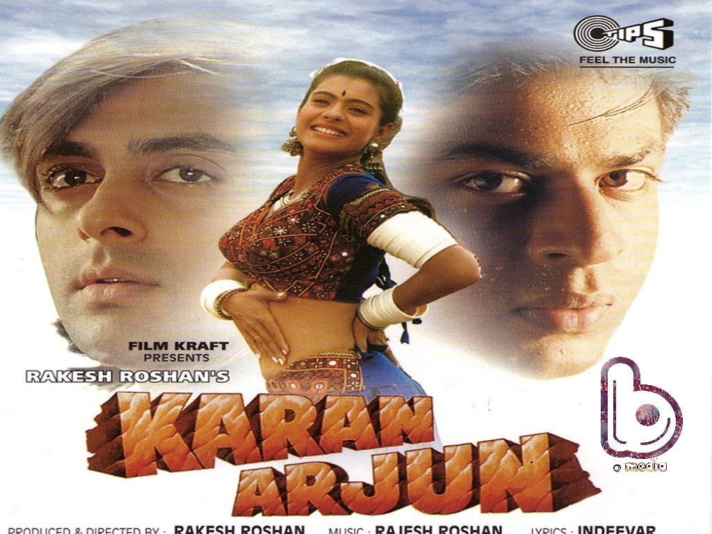 15 Major Milestones in Shah Rukh Khan's Career- Karan Arjun