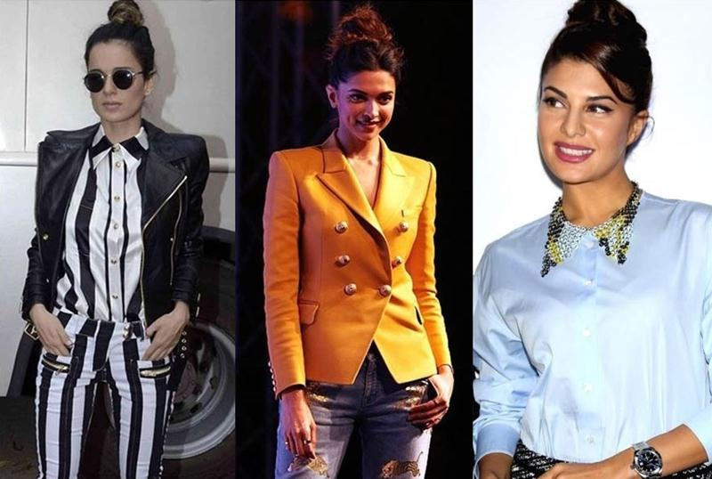 Best of Bollywood Fashion Trends in 2015 | With Pictures - Messy Buns