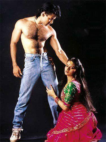 Salman Khan's shirtless avatar over the years!-Maine Pyaar Kiya