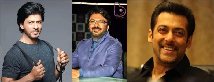 Shah Rukh and Salman both are my good friends says Bhansali!