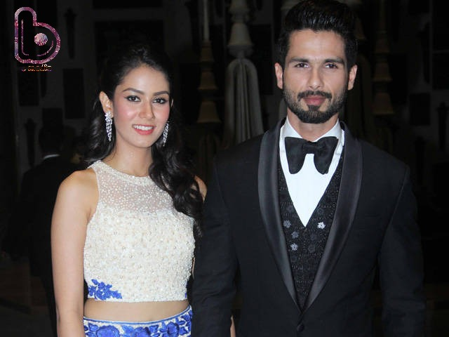 Shahid Kapoor & Mira Rajput to host a grand Diwali party!
