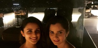 Parineeti Chopra and Sania Mirza on vacation in Goa | Pictures Inside