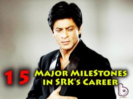 28 Years Of SRK | 15 Major Milestones Of Shah Rukh's Magical Journey In Bollywood