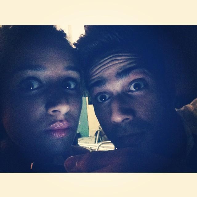Shraddha Kapoor selfie with Varun Dhawan