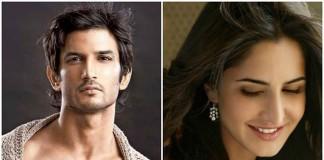 Katrina Kaif and Sushant Singh Rajput in Mohit Suri's Half Girlfriend