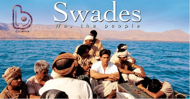 15 Major Milestones in Shah Rukh Khan's Career- Swades