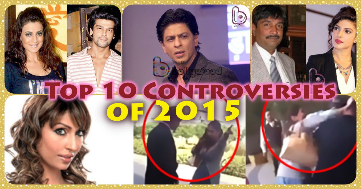Top 10 Bollywood Controversies of 2015: Stories that Shocked and Sensationalized the World