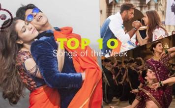 Top 10 Songs of the Week- 23 November 2015